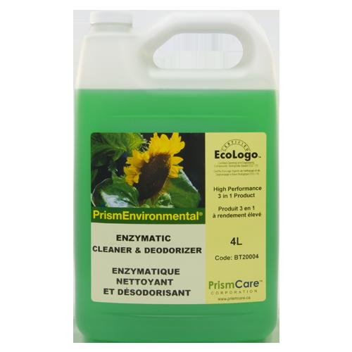 Enzymatic Cleaner & Deodorizer