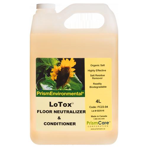 LoTox Floor Neutralizer & Conditioner
