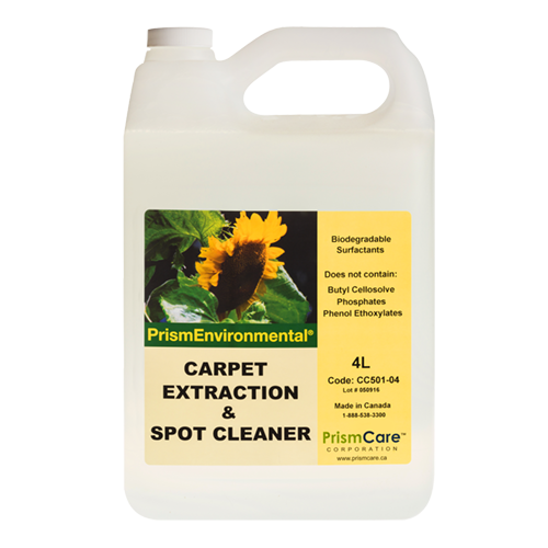 Carpet Extraction & Spot Cleaner