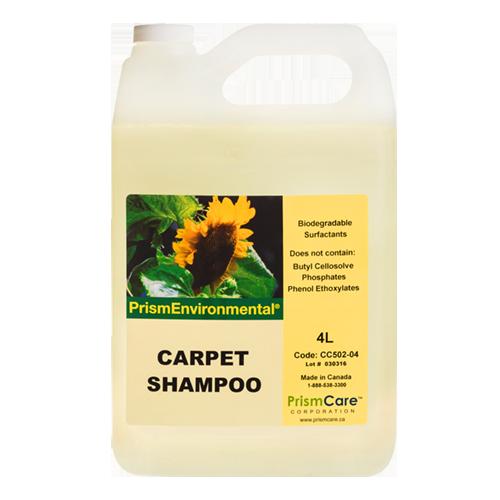 Carpet Shampoo