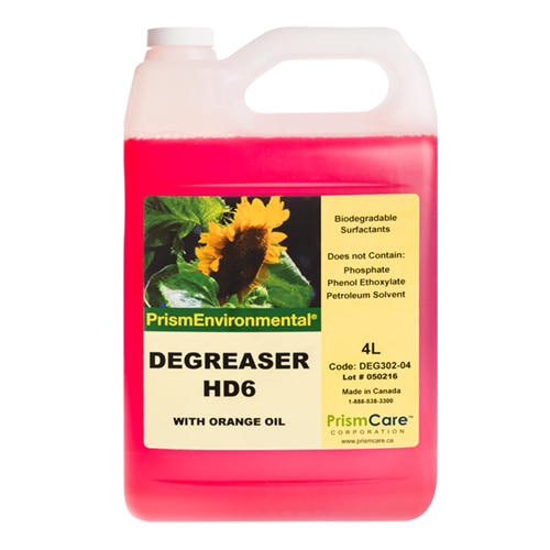 PrismEnvironmental Degreaser HD6