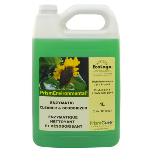Enzymatic Cleaner & Deodorizer