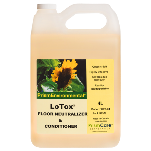 LoTox Floor Neutralizer & Conditioner